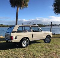 1973 Land Rover Range Rover Overview