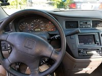 Picture of 2001 Honda Odyssey EX FWD with Navigation, interior, gallery_worthy