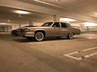 1992 Cadillac Fleetwood Picture Gallery