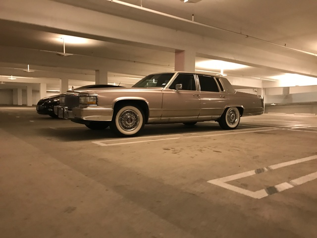 Picture of 1992 Cadillac Fleetwood Sedan FWD