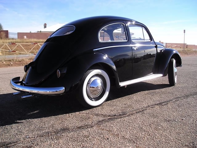 Picture of 1955 Volkswagen Beetle Hatchback, exterior, gallery_worthy
