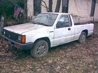Picture of 1987 Mitsubishi Mighty Max Pickup 2dr Sport Standard Cab LB, exterior, gallery_worthy