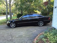 2000 Mercedes-Benz S-Class Picture Gallery