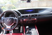Picture of 2016 Lexus GS F Base, interior, gallery_worthy