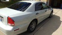 Picture of 2003 Mitsubishi Diamante 4 Dr LS Sedan, exterior, gallery_worthy
