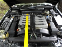 Picture of 1998 Mercedes-Benz SL-Class SL 600, engine, gallery_worthy