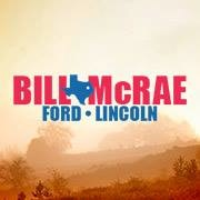 Bill McRae Ford Lincoln logo