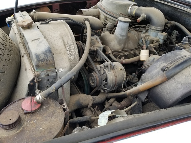 Picture of 1968 Citroen DS, engine, gallery_worthy