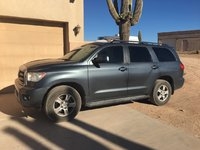 Picture of 2008 Toyota Sequoia SR5 5.7L 4WD, exterior, gallery_worthy