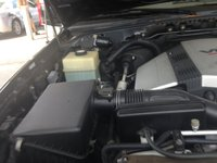 Picture of 2004 Lexus LX 470 470 4WD, engine, gallery_worthy