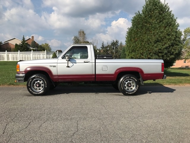 Picture of 1989 Ford Ranger XLT Standard Cab 4WD LB, exterior, gallery_worthy