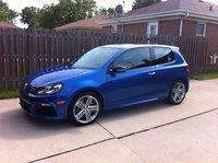 Picture of 2012 Volkswagen Golf R 2 Door w/ Sunroof and Nav, exterior, gallery_worthy