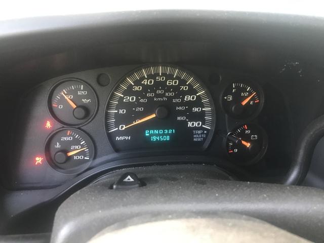 Picture of 2006 GMC Savana Cargo 3500 Van, interior, gallery_worthy