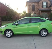 Picture of 2014 Ford Fiesta SE, exterior, gallery_worthy