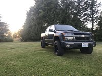 Picture of 2012 Chevrolet Colorado LT1 Crew Cab 4WD, exterior, gallery_worthy
