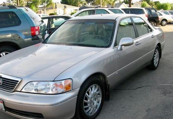 Picture of 1998 Acura RL 3.5 FWD