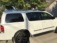 Picture of 2013 Nissan Armada Platinum 4WD, exterior, gallery_worthy