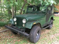 1975 Jeep CJ5 Picture Gallery