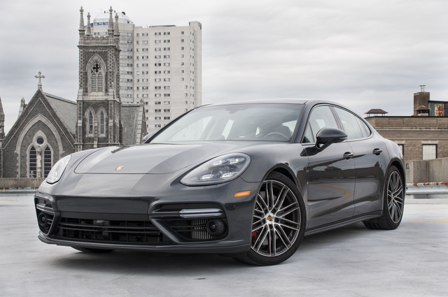 Picture of 2017 Porsche Panamera Turbo