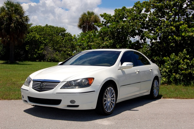 Picture of 2007 Acura RL SH-AWD with Technology Package