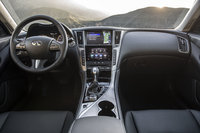 Picture of 2017 INFINITI Q50 Signature Edition AWD, interior, gallery_worthy
