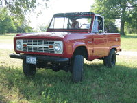 1966 Ford Bronco Picture Gallery