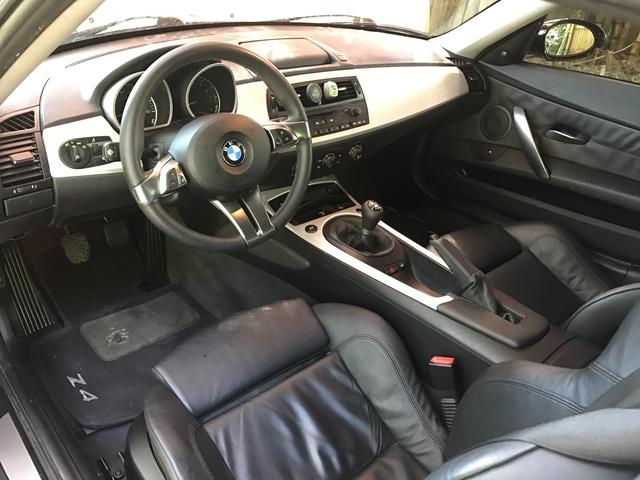 2006 BMW Z4 - Interior Pictures - CarGurus