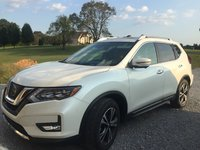 Picture of 2017 Nissan Rogue SL FWD, exterior, gallery_worthy