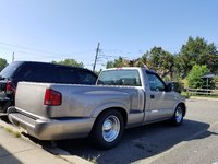 Picture of 1999 GMC Sonoma 2 Dr SLS Sport Standard Cab Stepside SB, exterior, gallery_worthy