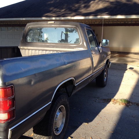 Picture of 1988 Dodge RAM 150 Long Bed 4WD