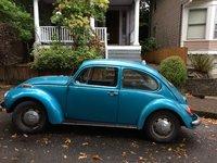 1972 Volkswagen Super Beetle Overview