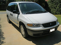 Picture of 1997 Plymouth Voyager Minivan, exterior, gallery_worthy