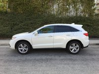 Picture of 2014 Acura RDX AWD with Technology Package, exterior, gallery_worthy