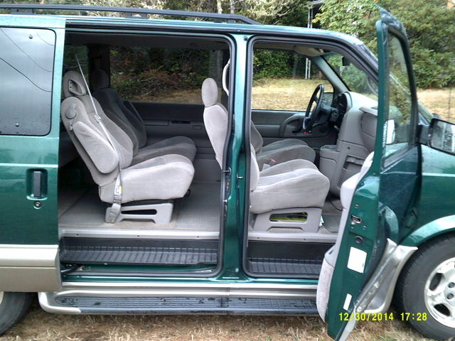 28+ 2000 Chevy Astro Van Interior