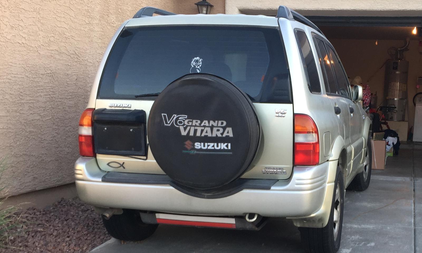 Suzuki Grand Vitara Dr Jlx Wd Suv