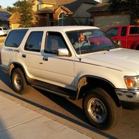 Picture of 1993 Toyota 4Runner 4 Dr SR5 V6 4WD SUV, exterior, gallery_worthy