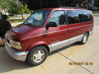 Picture of 1998 GMC Safari 3 Dr SLE AWD Passenger Van Extended, exterior, gallery_worthy