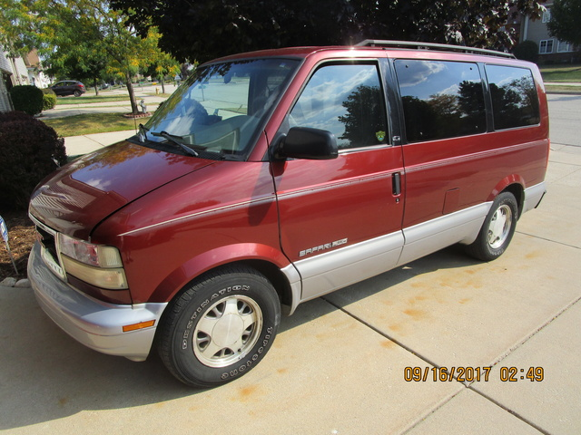 Picture of 1998 GMC Safari 3 Dr SLE AWD Passenger Van Extended