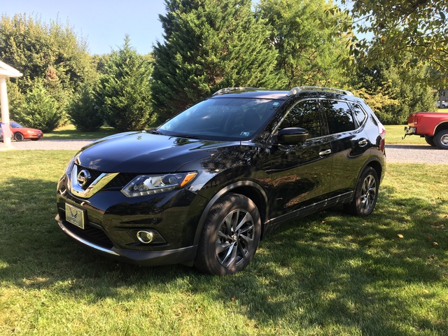 2016 nissan rogue  pictures  cargurus