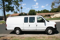 Picture of 2013 Ford E-Series Cargo E-350 Super Duty Ext, exterior, gallery_worthy