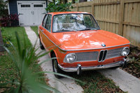 1968 BMW 1602 Overview