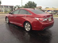 Picture of 2013 Hyundai Sonata Hybrid Limited, exterior, gallery_worthy