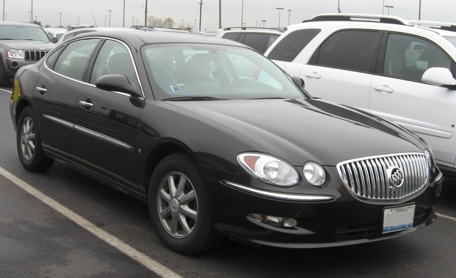 Picture of 2009 Buick LaCrosse CXL