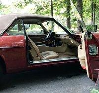 Picture of 1993 Jaguar XJ-Series XJS Convertible, interior, gallery_worthy