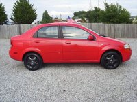 Picture of 2006 Chevrolet Aveo LS, exterior, gallery_worthy
