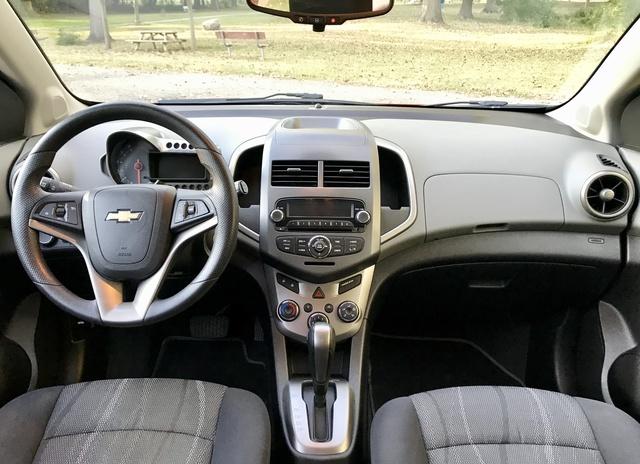 Image Result For  Chevrolet Sonic Hatchback Ltz