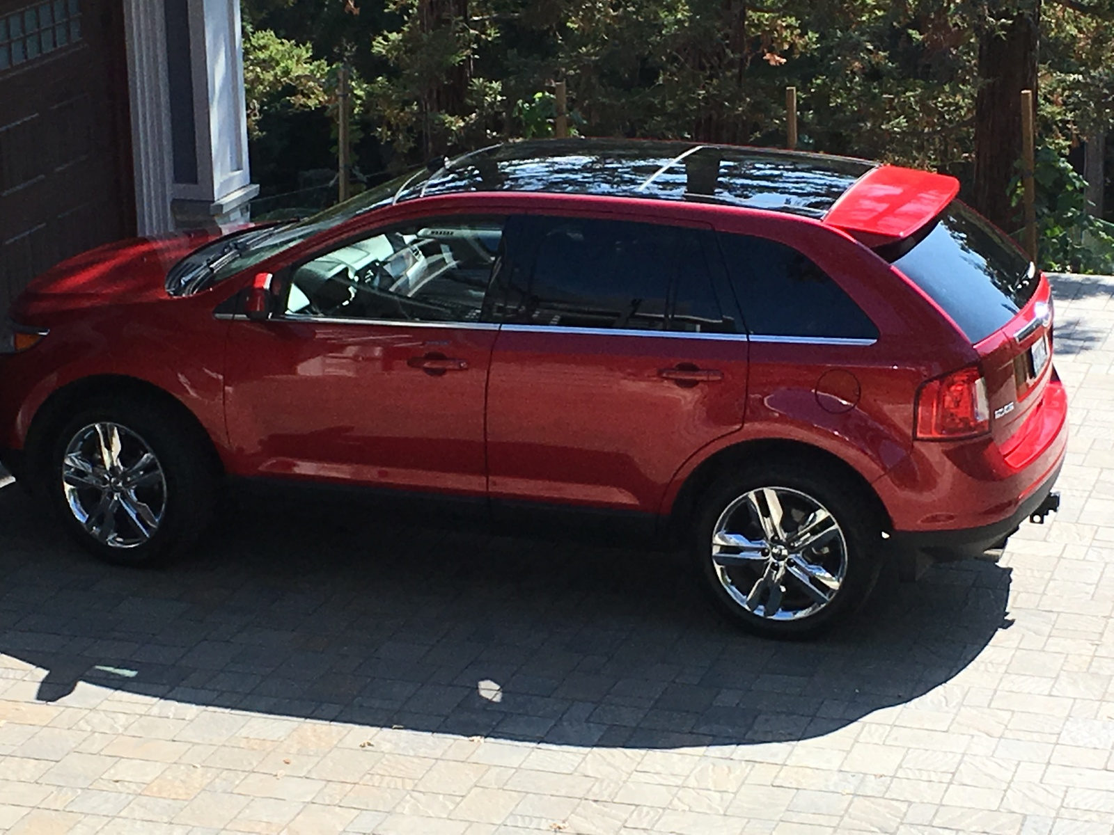 2011 ford edge overview cargurus
