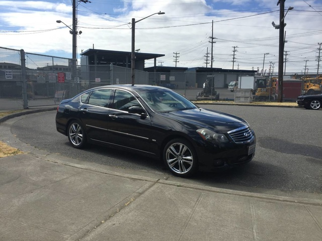 Picture of 2009 INFINITI M35 Base