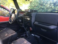 2005 jeep wrangler interior