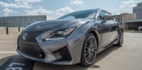 Picture of 2015 Lexus RC F Coupe, exterior, gallery_worthy
